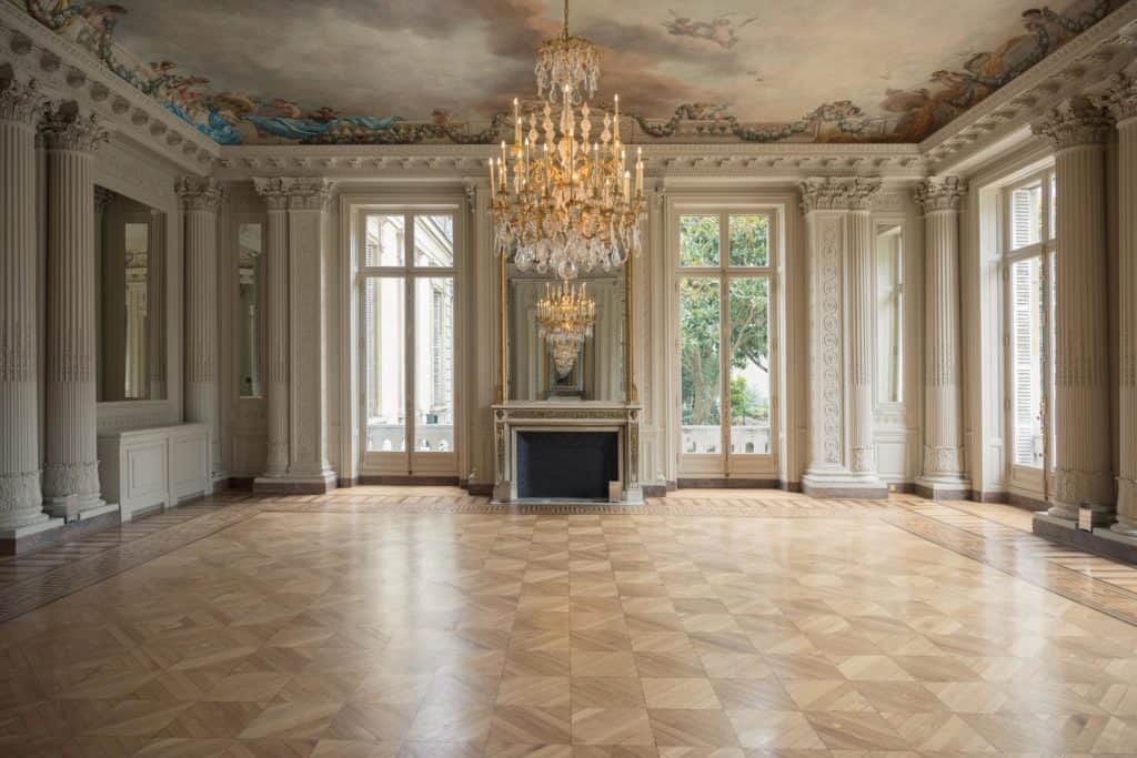 Salon de l'Hôtel Salomon de Rothschild