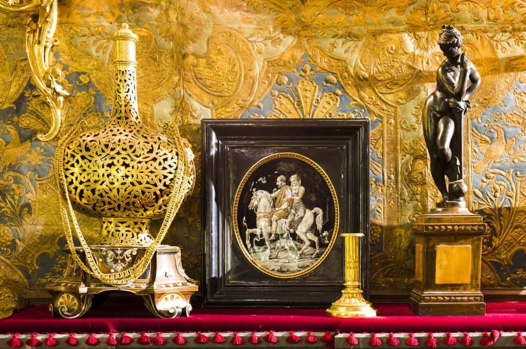 Cabinet de curiosités de l'Hôtel Salomon de Rothschild