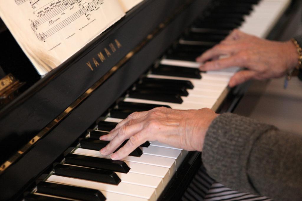 Moments musicaux, Maison nationale des artistes