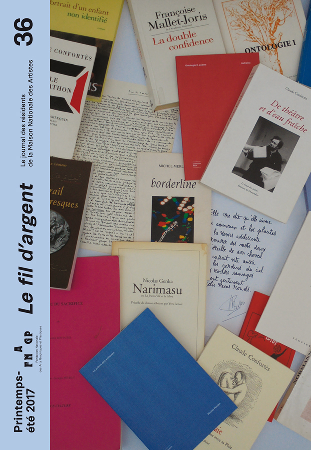 publications de la fondation des artistes