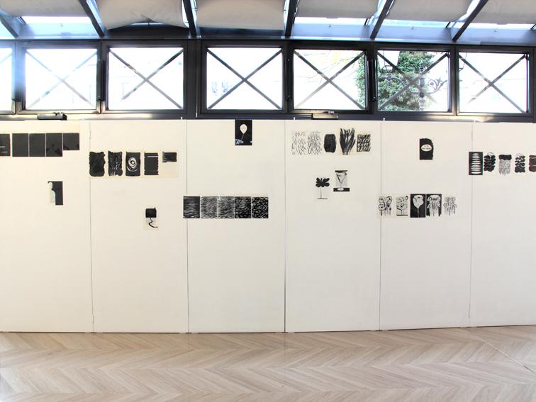 Exposition, «Si j'ai bonne mémoire » Michèle Cirès Brigand (3)