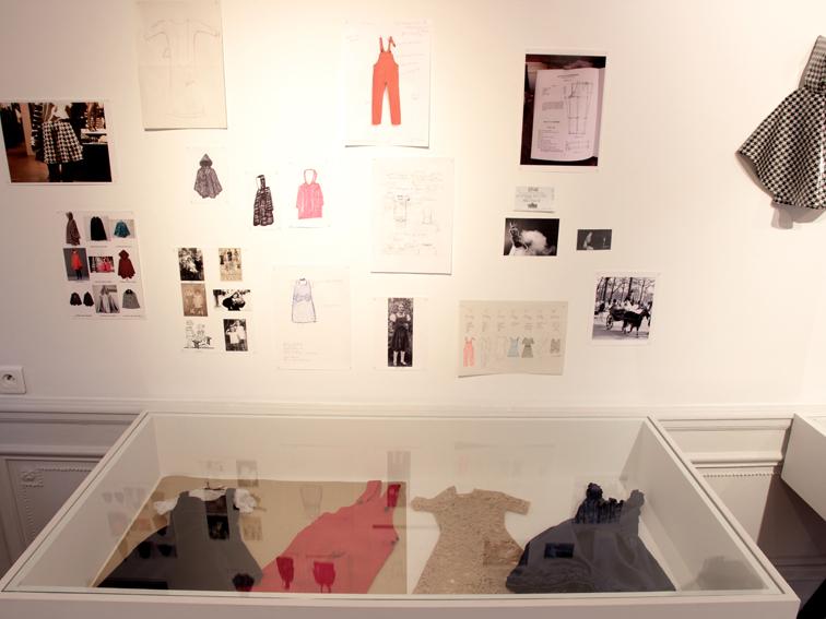 Exposition, «Si j'ai bonne mémoire » Michèle Cirès Brigand