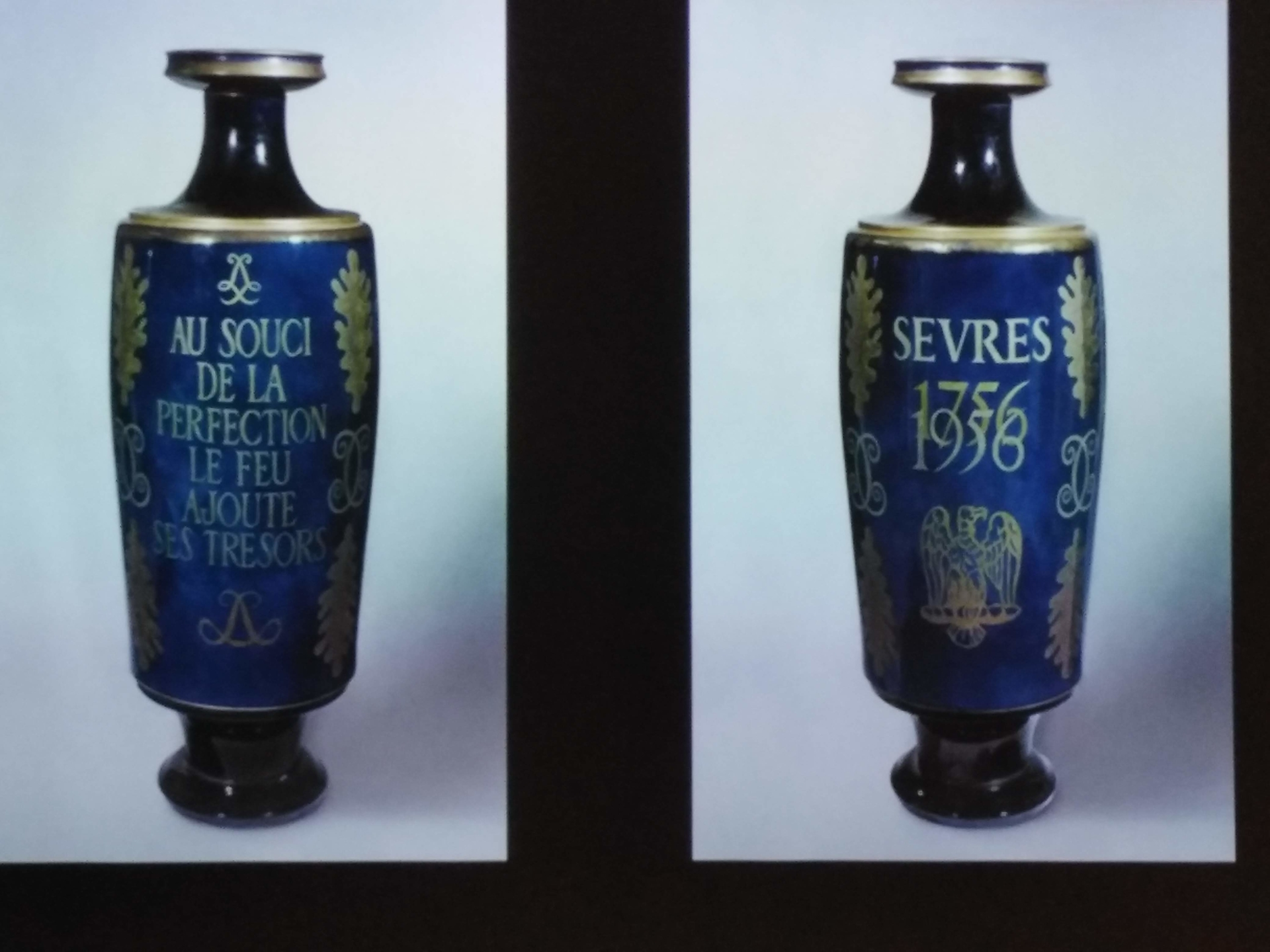 Conférence La Manufacture de Sèvres, des années 1960 à nos joursPar Catherine Trouvet, historienne de l'art