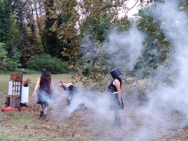 Spectacle « Les Ouvreuses » dans le cadre des Jardins ouverts en Île de France