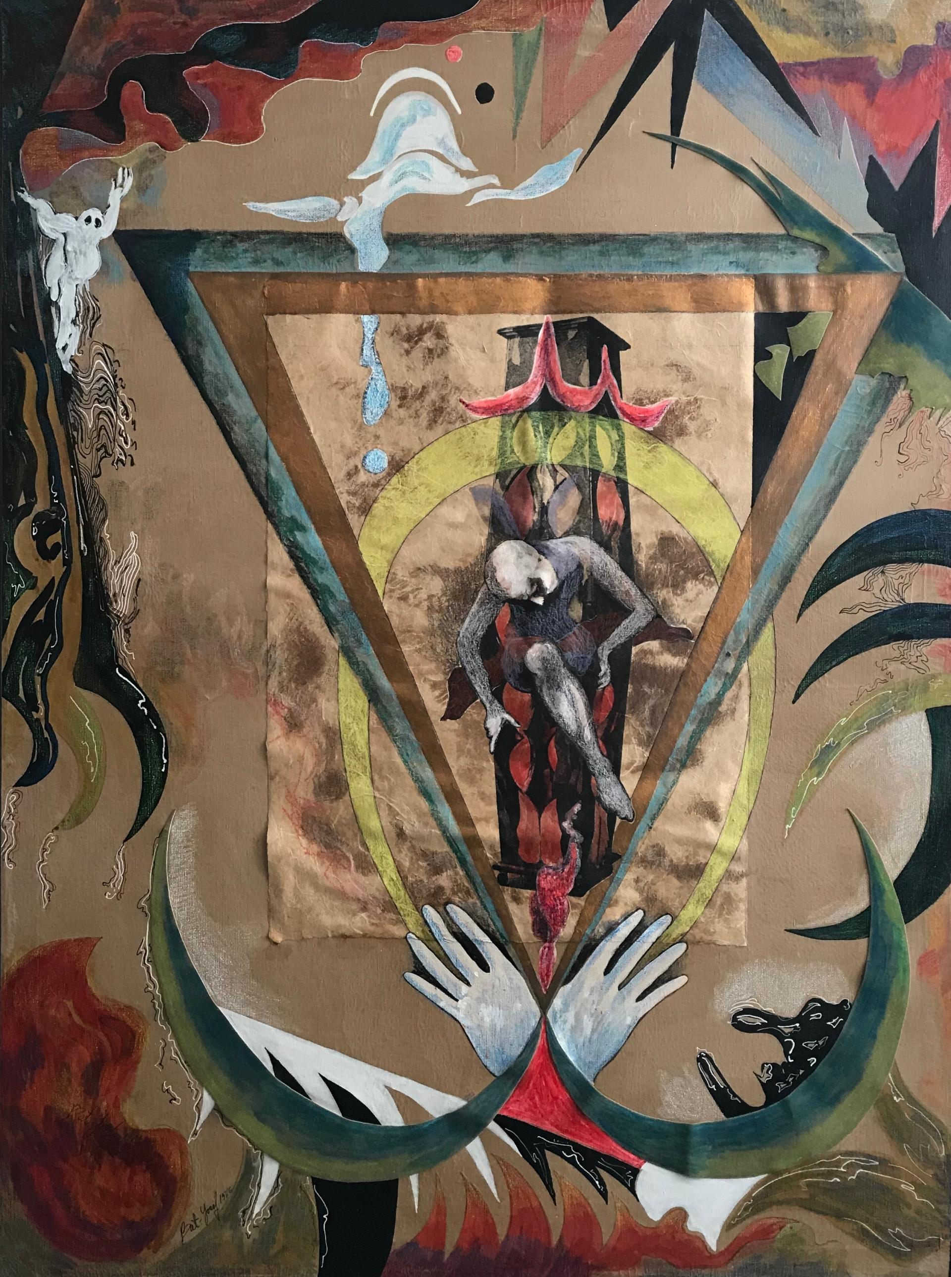 La prière. 1991 Myriam Bat-Yosef