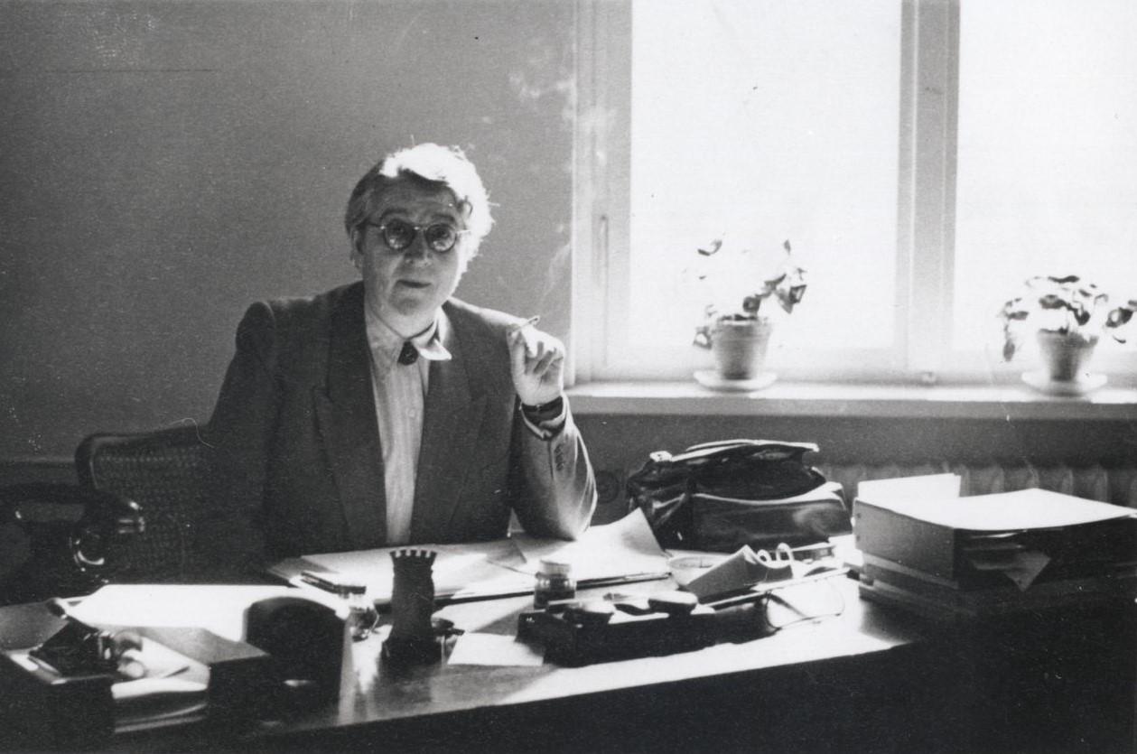 Rose Valland. Coll. Camille Garapont