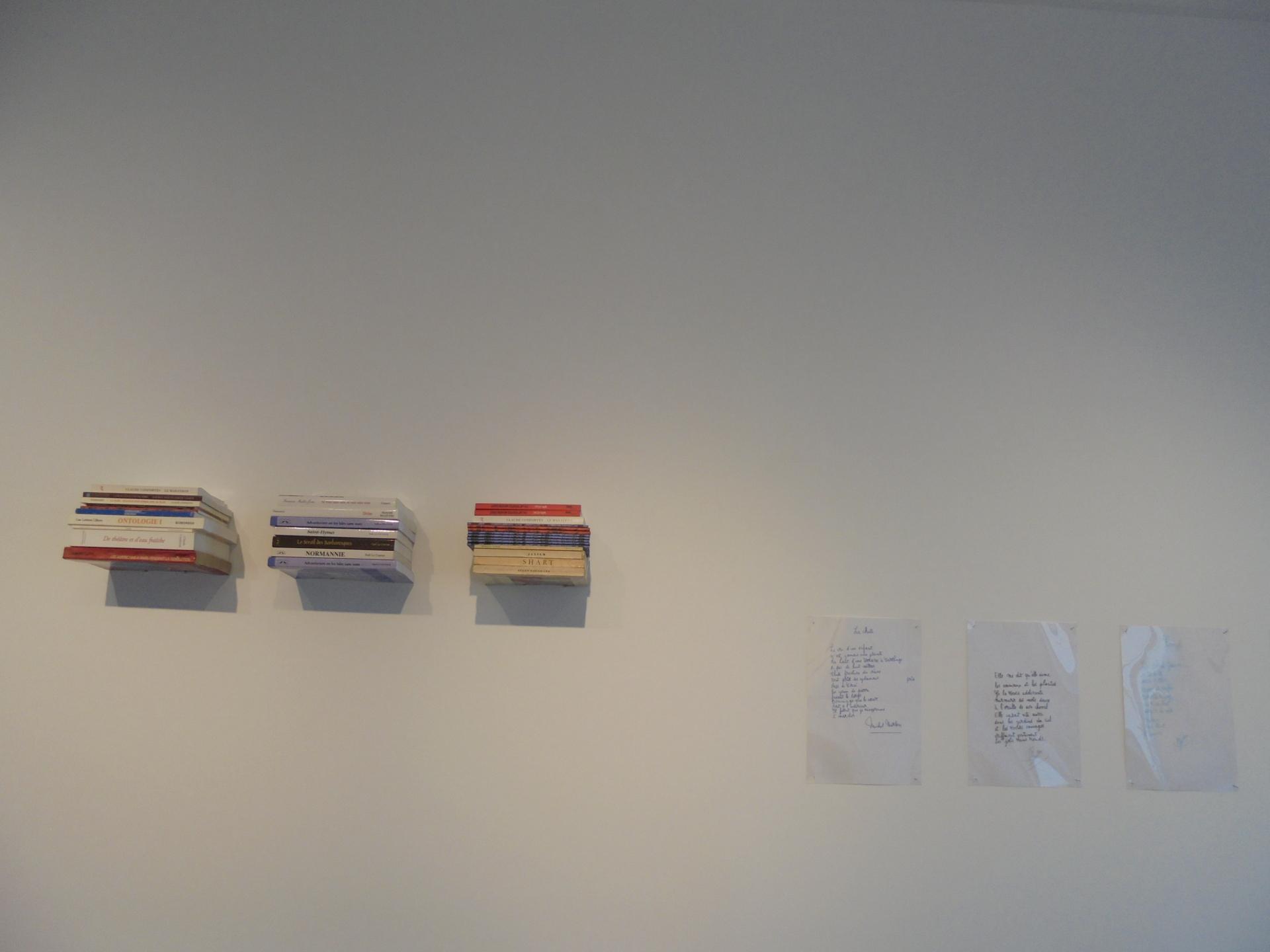 Vue de l'exposition (2)
